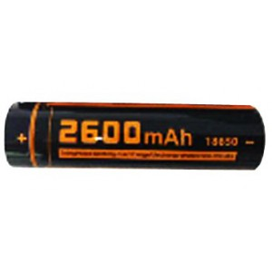 FiTorch 18650 Rechargeable Li-ion Battery 2600mAH