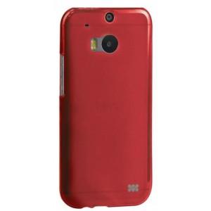Promate 6959144010267 Akton-M8 Multi-colored Flexi-grip Designed Case-Red