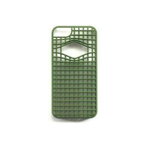 Promate 6959144003924  Spidy.i5 Designed Promate Protective Case for iPhone 5/5S-Green