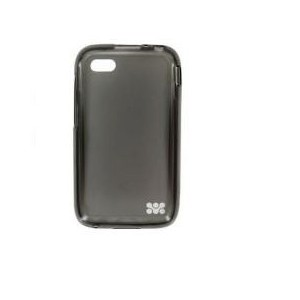 Promate 6959144002101 Akton-Q5 Blackberry Q5 Multi-colored Flexi-grip Designed Case-Grey