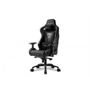 Sharkoon 4044951021703 Skiller SGS4 Gaming Seat Black