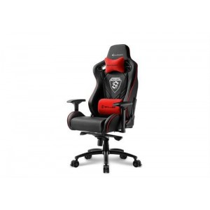 Sharkoon 4044951021727 Skiller SGS4 Gaming Seat Black, Red