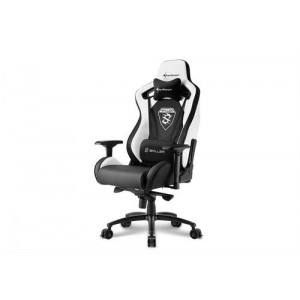 Sharkoon 4044951021741 Skiller SGS4 Gaming Seat Black and White