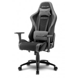 Sharkoon 4044951020164 Skiller SGS2 Steel Frame with Moulded Foam Gaming Chair - Black/Grey