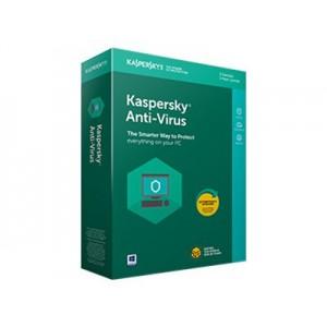 Kaspersky KL1171QXBFS8ENG  Anti-Virus 2018-1 User DVD