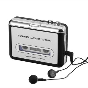 USB Cassette (tape) to Mp3 converter