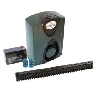 CENTURION D2 Turbo Gate Motor Kit incl Raz rack and 7AH Battery