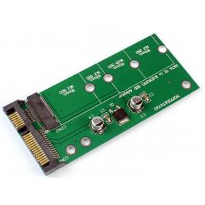 "NGFF M.2 SSD to 2.5"" SATA3 Converter"