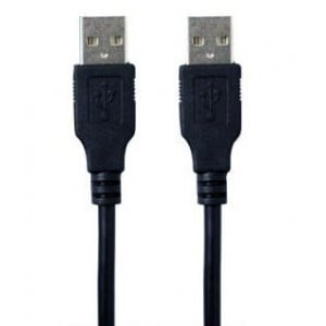 Amplify AMP6008BK USB V2.0 Male to Male Cable