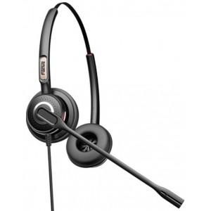 Fanvil RJ9 Binaural On-Ear headset with Mic - HT202