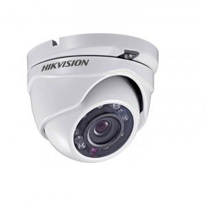 "HIK HD-TVI Dome 1/3"" 4 in 1 1080P  IR 20M 3.6mm IP66"