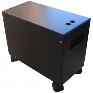 12V Steel Single Battery Cabinet