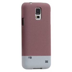 Promate 6959144009094 Gritty S5 Anti-slip sandy textured protective case-Samsung Galaxy S5