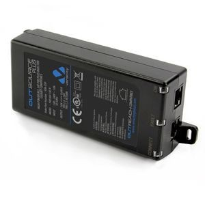 OUTSOURCE PLUS 30W POE, 802.3AT INJECTOR, 1 PORT