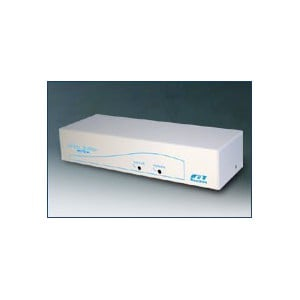 REXTRON VIDEO SPLITTER-1IN,8OUT 350 MHZ,METALCASE