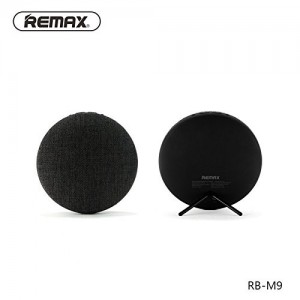REMAX STEREO BLUETOOTH SPEAKER BLACK (RB-M9)