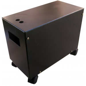 12V Steel Single Battery Cabinet
