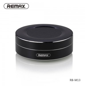 REMAX BLUETOOTH SPEAKER SILVER (RB-M13)