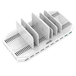 UNITEK 10-P USB 96W CHARGING STATION QC3 (Y-2190A)