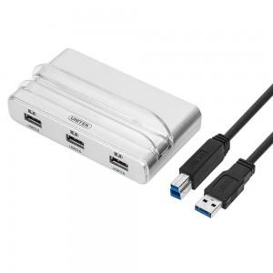 UNITEK USB3.0 4-PORT CHARGE HUB STAND OTG (Y-3067)