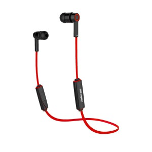 JABEES OBEES BLUETOOTH V4.1 SPORTS HEADPHONES RED