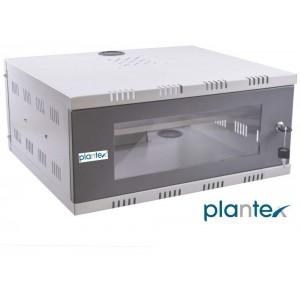 6U WALL BOX W600XD460XH370,1 FAN,1SHELF,GLASS DOOR ...OUTER DIM: (W) 610 X (D) 470 X (H) 380..