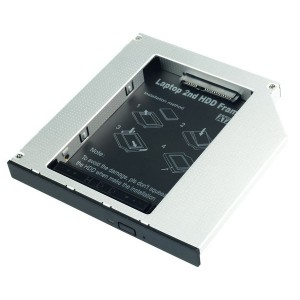 LINDY 2.5IN 9.5MM HDD OPTICAL DRIVE ADAPT (20935)