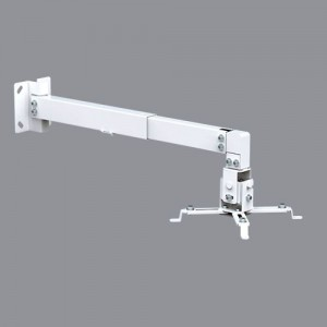 BRACKET UNIVERSAL PROJECTOR WALL MOUNT 20KG TILT
