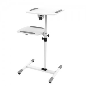 BRACKET PROJECTOR LAPTOP TROLLEY 10KG