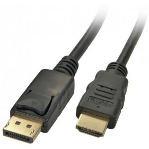 LINDY 5M DISPLAYPORT M TO HDMI M (41483)