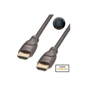 LINDY 10M HQ PREMIUM GOLD HDMI CABLE (41116)