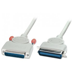 LINDY 2M PARALLEL PRINTER CABLE (31304)