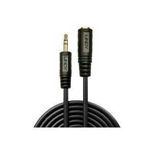 LINDY 2M STEREO M-F 3.5MM CABLE (35652) REPLACING 35462