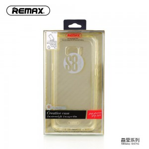 REMAX CRYSTAL TRANSP CASE SAMSUNG S8 PLUS(RM-1641)