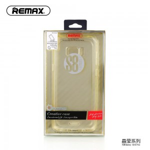 REMAX CRYSTAL TRANSP CASE FOR SAMSUNG S8 (RM-1641)