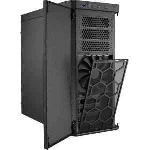 Corsair Carbide Series 330R Blackout Edition Silent Gaming E-ATX Desktop Chassis