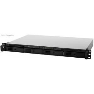 RS816 4-BAY MAX 40TB, 1GB, DC1.8GHZ, BAREBONE