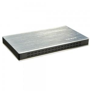 LINDY 2.5HDD SATA USB2.0 OTB EXT ENCLOSURE (42671)