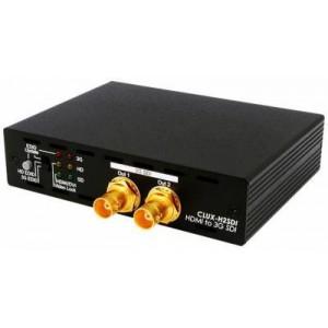 HDMI TO 3G SDI DUAL-OUTPUT CONVERTER