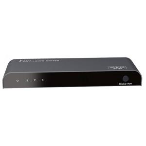 3 X 1 HDMI SWITCHER (VERSION 2.0) + SERIAL PORT