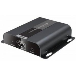 LENKENG HDBITT HDMI 120M EXTENDER OVER CAT6 POE