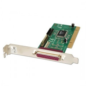 LINDY 2-PORT PARALLEL PCI CARD (51296)