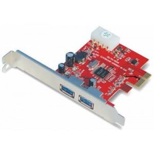 UNITEK 2-PORT USB3.0 PCI EXP CARD (Y-7301)