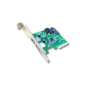 CHRONOS 2-PORT USB3.1 TYPE A PCI EXPRESS CARD