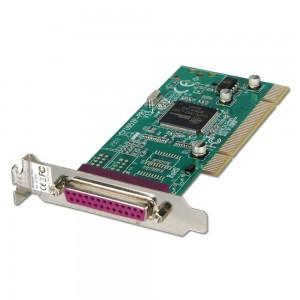 LINDY 1-PORT PARALLEL PCI LOW PROFILE CARD (51325)