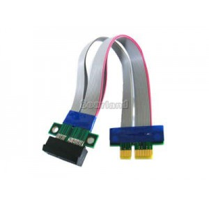 FLEXIBLE PCI EXP 1X RISER CARD EXTENDER