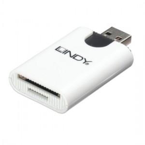 LINDY USB3.0-3.1 MICRO SD CARD READER (43151)