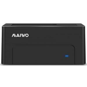 MAIWO 1 BAY - DOCK STN USB3 2.5-2,3.5 INCH (K308C)