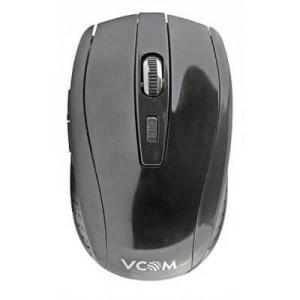 VCOM 2.4GHZ 6D 1200DPI WIRELESS MOUSE BLK (DM506)