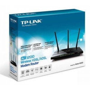 TP-LINK AC1200 WIRELESS VDSL/ADSL ROUTER